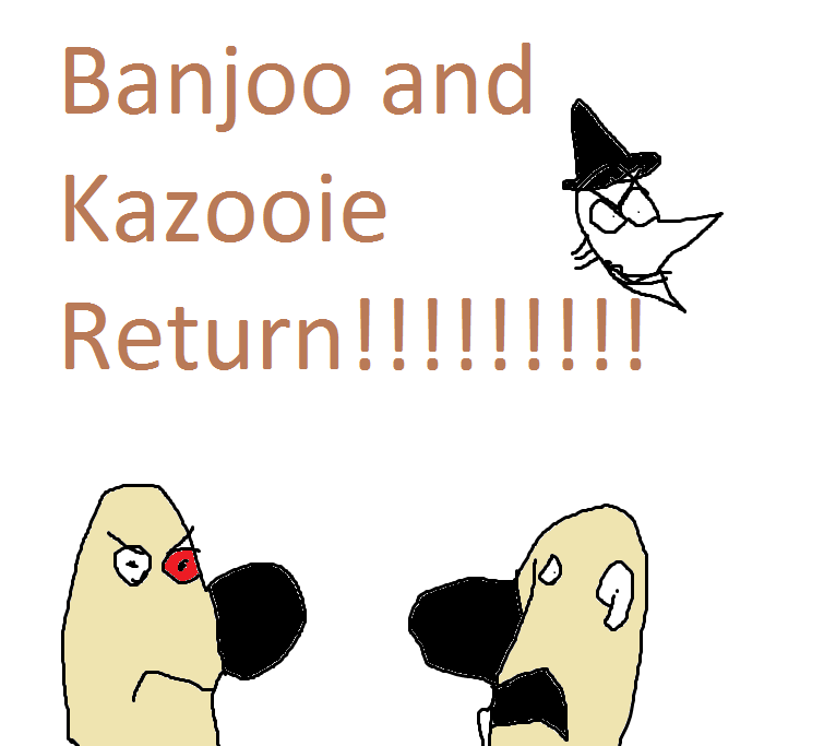 Banjo and Kazooie return!