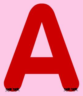 CuteYoshi101/Alphabet Letters