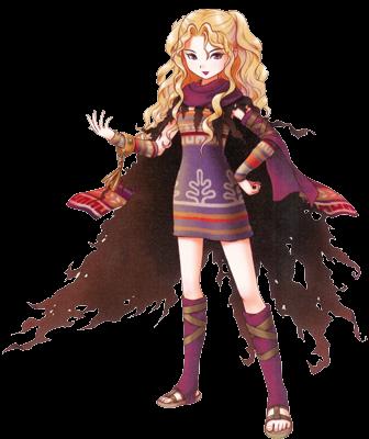 Witch Princess (M.U.G.E.N Trilogy)