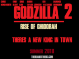 Godzilla 2: Rise of Ghidorah