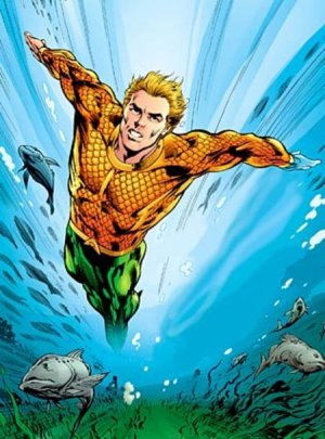 Aquaman TV Series