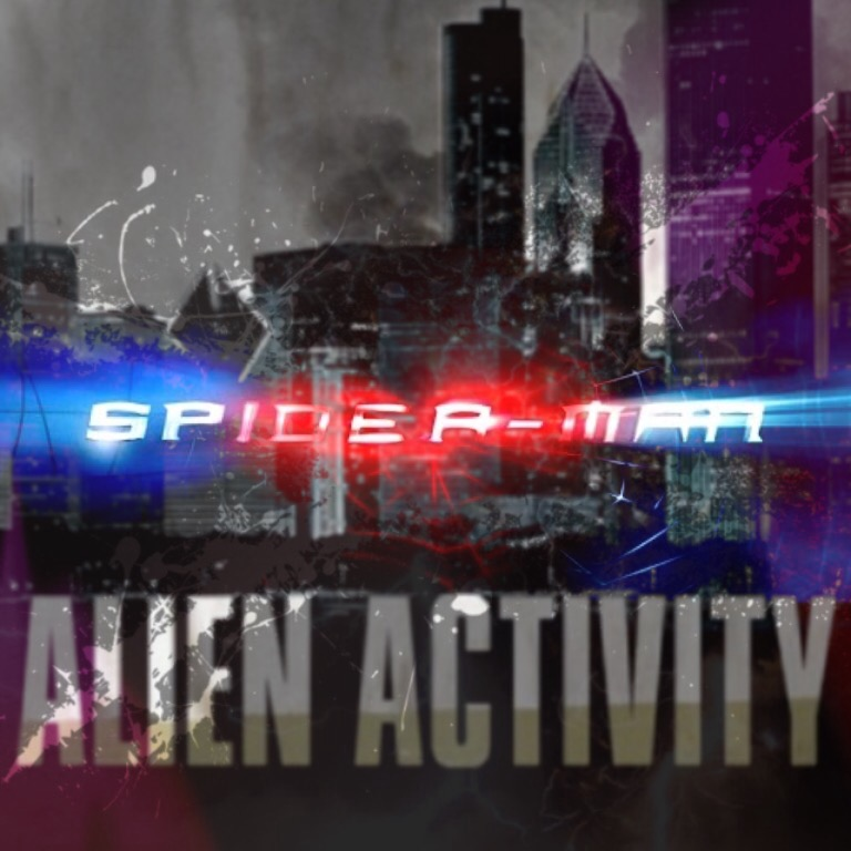 Spider-Man: Alien Activity