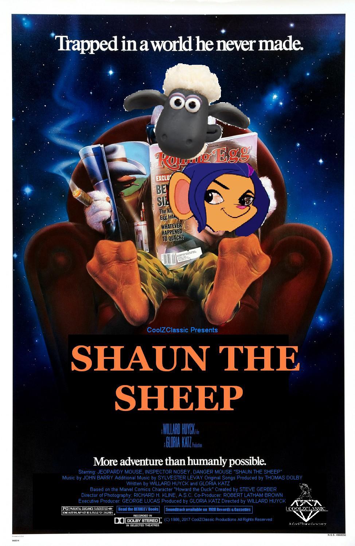 Shaun the Sheep (Howard the Duck)