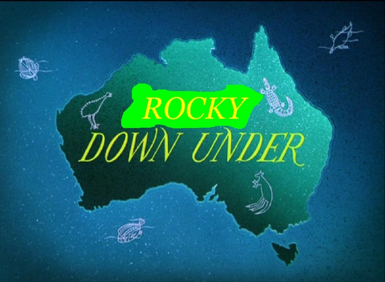 Rocky Down Under
