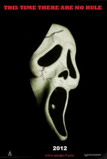 Scream 5 psoter