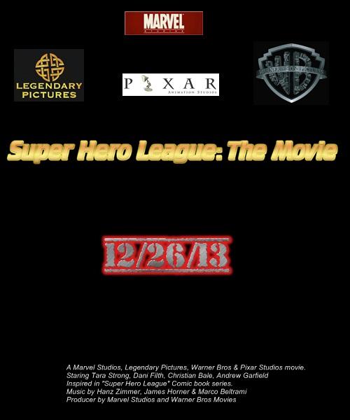 Super Hero League: The Movie
