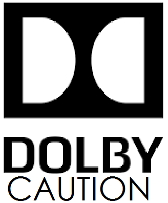 Dolby Caution