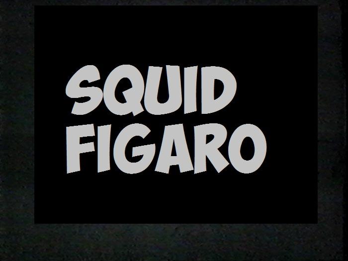 Squid Figaro