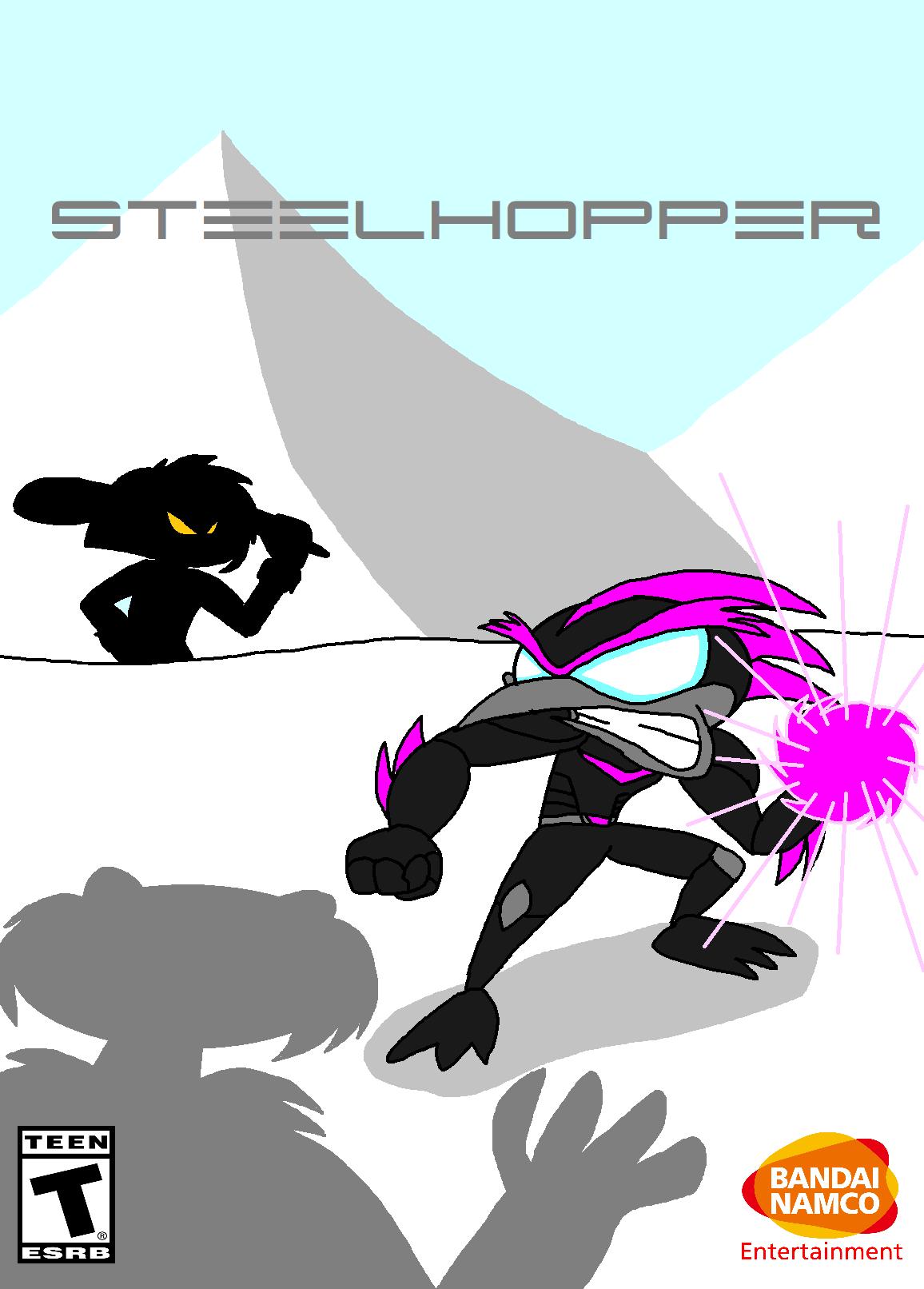 Steelhopper