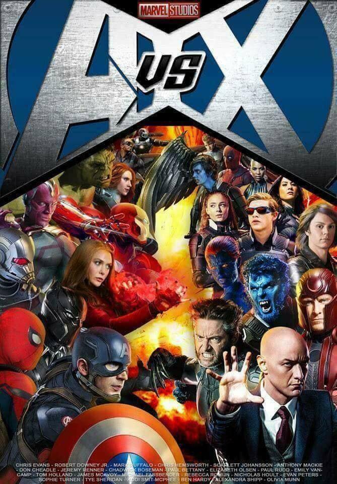 Avengers/X-Men (film)