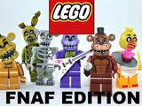 LEGO:Five Nights Edition
