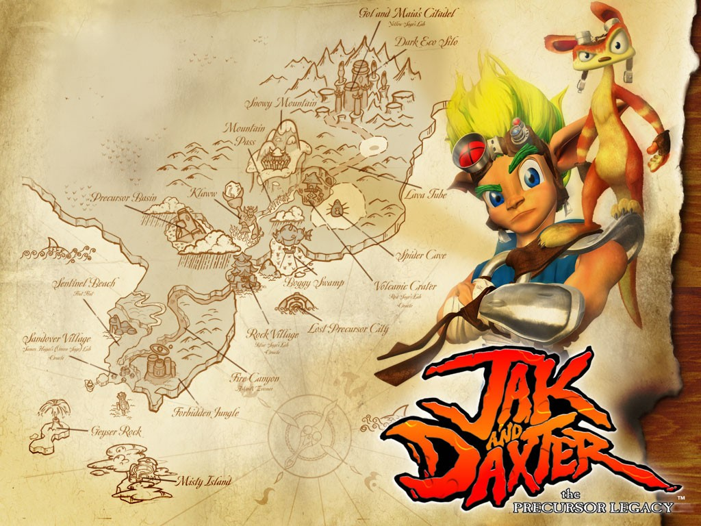 Jak and Daxter (Live Action Film)