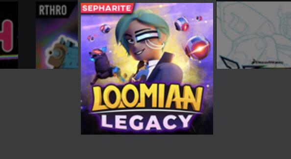 Loomain Legacy: Sepharite City