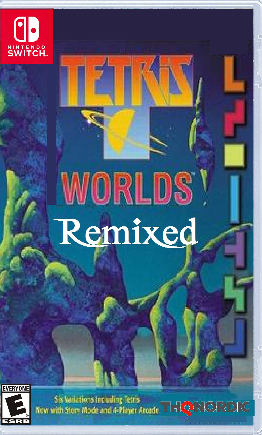 Tetris Worlds Remixed