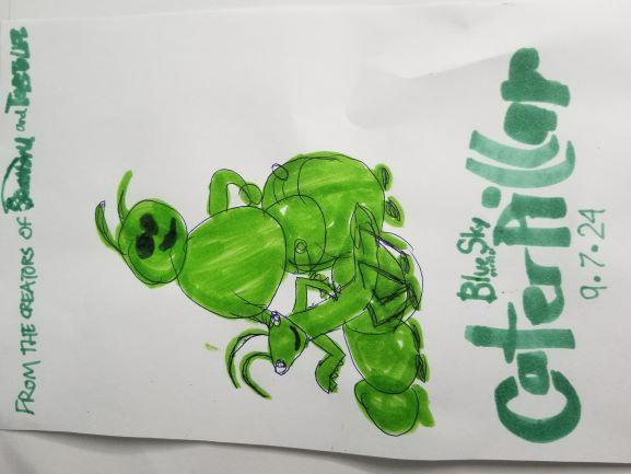 Caterpillar (2024 film)