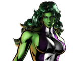 She-Hulk (M.U.G.E.N Trilogy)