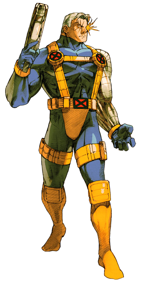 Cable (M.U.G.E.N Trilogy)