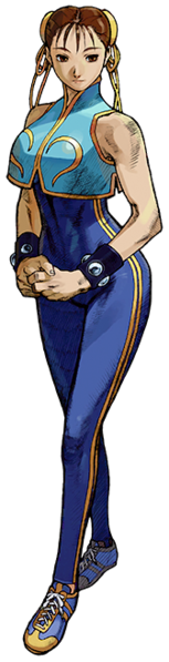 Chun-Li (M.U.G.E.N Trilogy)