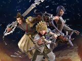Kingdom Hearts: Birth By Sleep (Live Action Film)