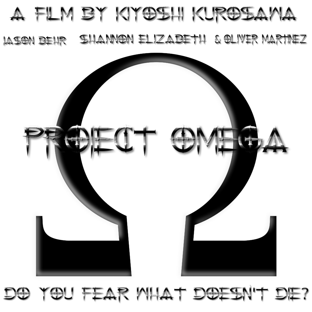 Project Omega (2015 Movie)
