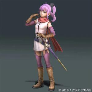 Teresa 2 for Dragon Quest Heroes II