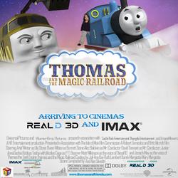 Thomas and The Magic Railroad (2019)