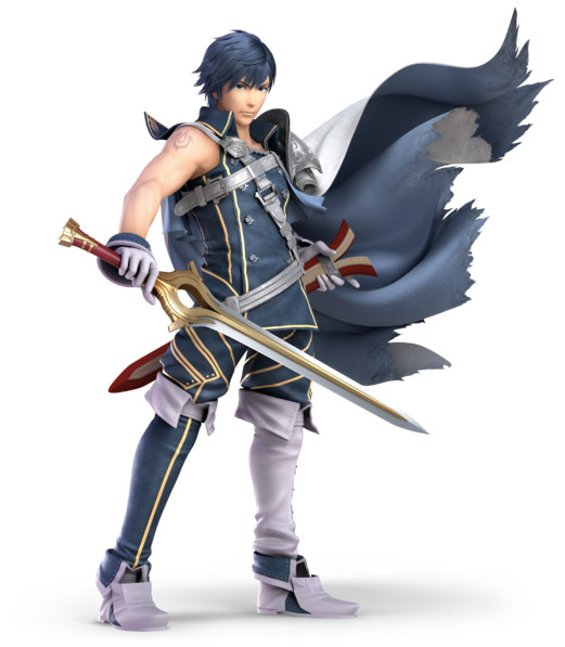 Chrom (M.U.G.E.N Trilogy)