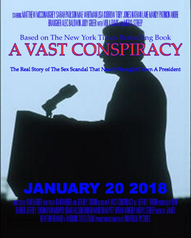 A Vast Conspiracy (2018 Film)