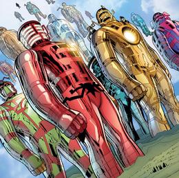 Celestials (Race) from Uncanny X-Men Vol 2 3 001.png