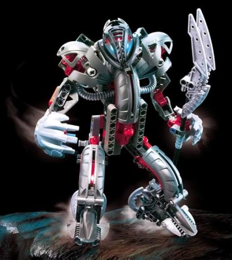 List of Bionicle Villains