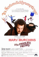 Marv Murchins and the Chocolate Factory Poster