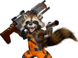 Rocket Raccoon (M.U.G.E.N Trilogy)