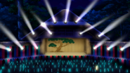 Concert Stage of the Sun Background 4