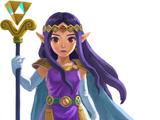Hilda (M.U.G.E.N Trilogy)