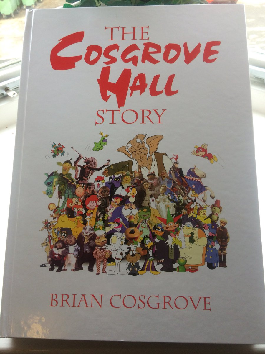 The Cosgrove Hall Story