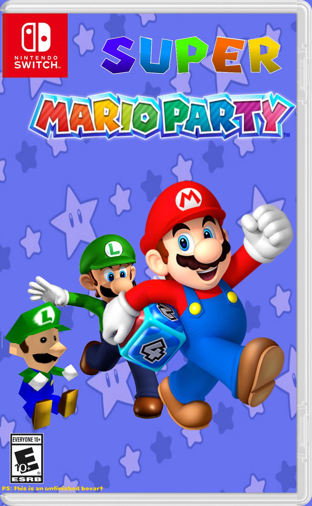 Super Mario Party (series)