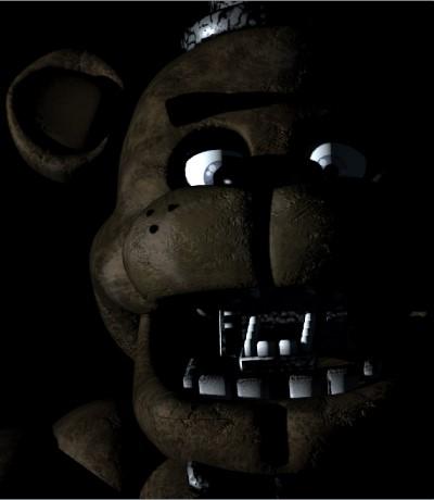 Freddy Fazbear (2015)