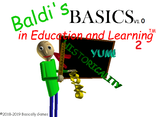 Baldi's Basics in Education and Learning 2
