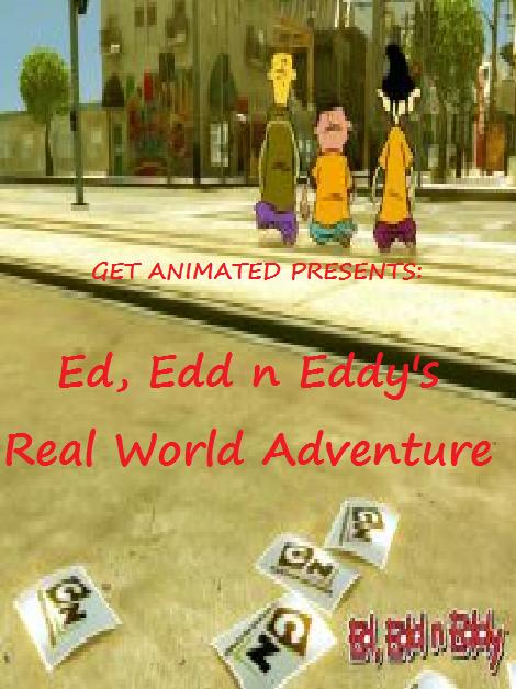 Ed, Edd n Eddy's Adventure in Los Angeles