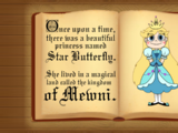 Princess Star Butterfly of Mewni