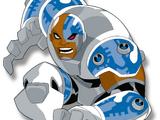 Cyborg (M.U.G.E.N Trilogy)
