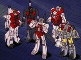 Autobot Jets