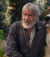 Wes Cracken (Han Solo) in Episode 7