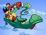 Xiaolin Showdown (Live Action Film)