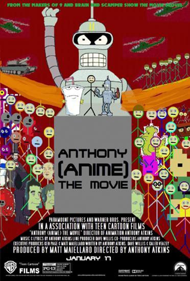 Anthony (Anime): The Movie