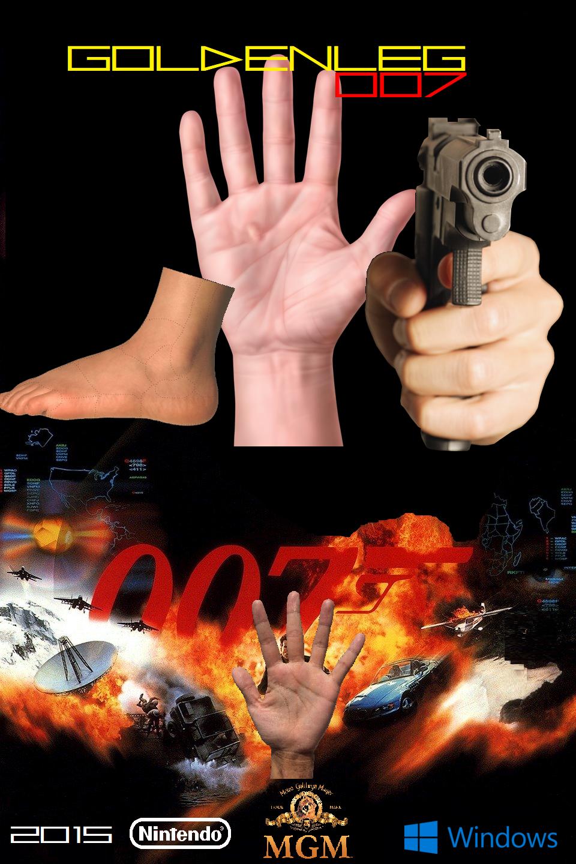 Goldenleg 007