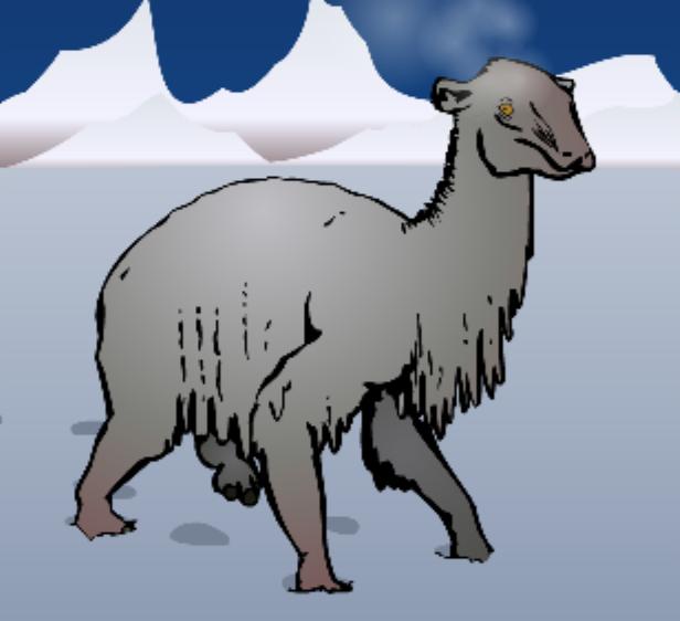 Antarctican False Camel