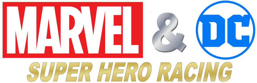 Marvel & DC: Super Hero Racing