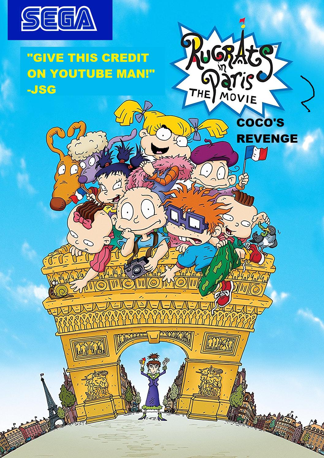 Rugrats in Paris: The Movie 2: Coco's Revenge(DVD)
