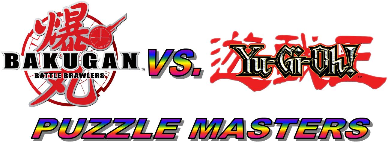 Bakugan vs. Yu-Gi-Oh!: Puzzle Masters